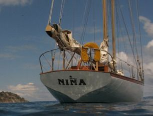 The missing yacht Nina
