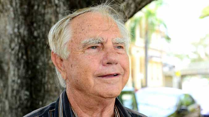 Woorabinda Shire Council CEO Derm Stower.