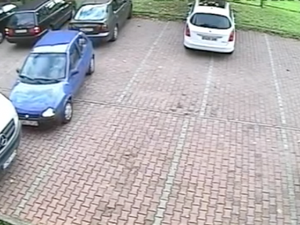 Driver performs flawless 19-point-turn