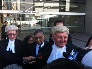 Patel jury discharged after failure to reach verdict