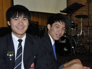 Talented teens tune up for hospice charity concert