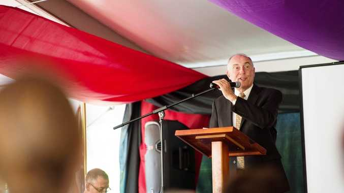 Deputy Prime Minister Warren Truss delivered the key note address at the Sustainable Economic Growth for Regional Australia (SEGRA) Conference held at Coffs Harbour's Novotel Pacific Bay Resort.
