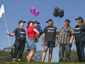 Golf day swears to put an end to domestic violence