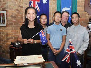 New Aussies bring us diversity