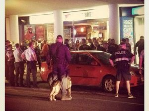 Alleged Bandido charged over Broadbeach rioting