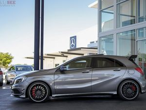Mercedes-Benz A45 AMG is the best hot hatch on the market