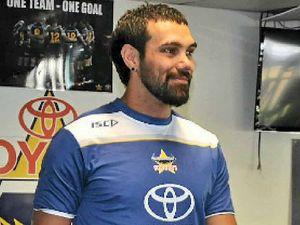 Injured Hezron keen to show skills at Cowboys