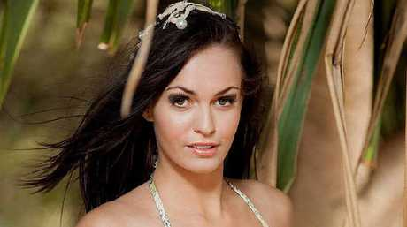 Tasha Dunlop, 24, of Mountain Creek, is off to Europe for the Face of the Globe beauty competition.