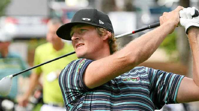 New Zealander Jim Cusdin has finished on top of the Queensland Sunshine Tour Order of Merit.