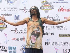 Snoop Dogg smoked cannabis at White House