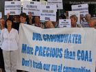 Landholders appeal to Newman: Reject Alpha colamine