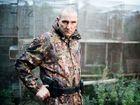 Vinnie Jones in a scene from the TV series Vinnie Jones: Russia's Toughest.