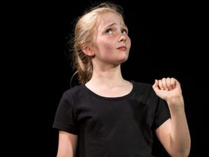 Aspiring young actress wins accolades at first eisteddfod
