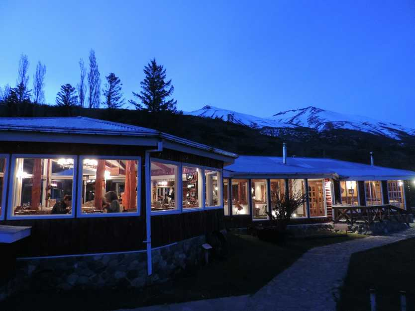 Images from Patagonia, Chile: Las Torres Hotel