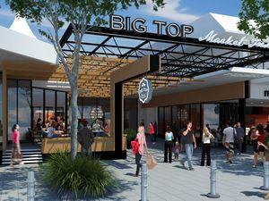 Coast's largest live music venue part of Big Top's plans