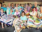 Members of a social sewing group have prepared quilts and knitwear to be shipped to Tanzania.