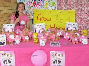 Gladstone teen has sights set on $10,000 fundraising target