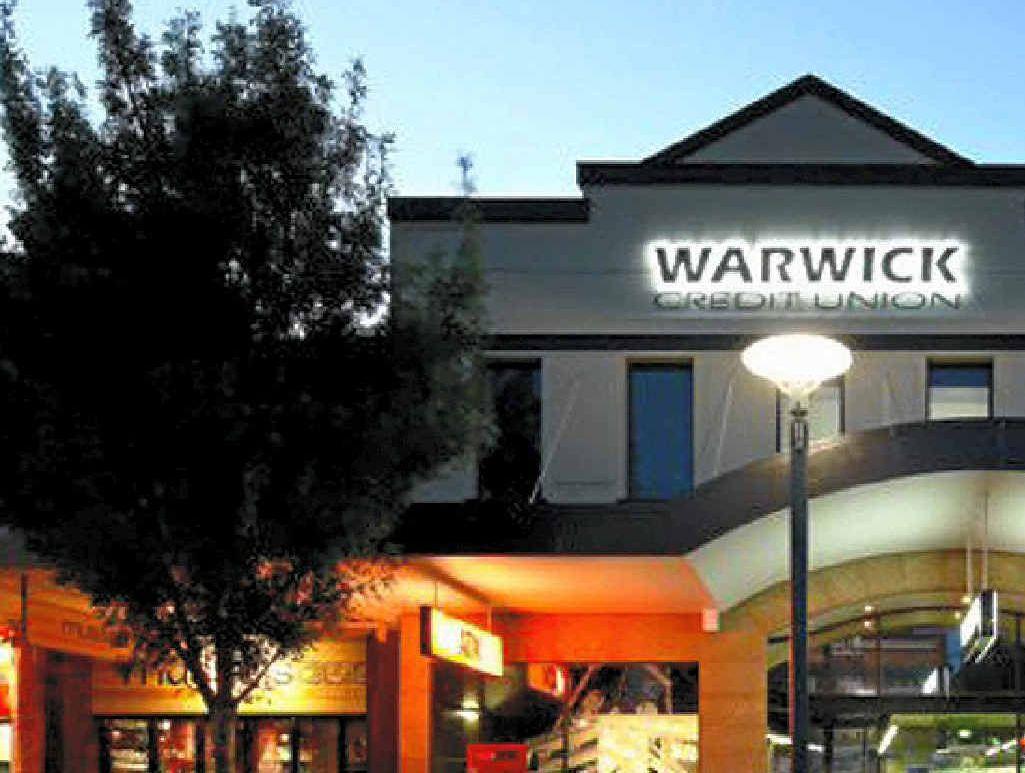 STRENGTH TO STRENGTH: The Warwick Credit Union employs 50 staff members across its Warwick, Allora, Killarney, Dalby and