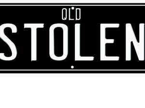 Thieves target registration plates in Rockhampton area