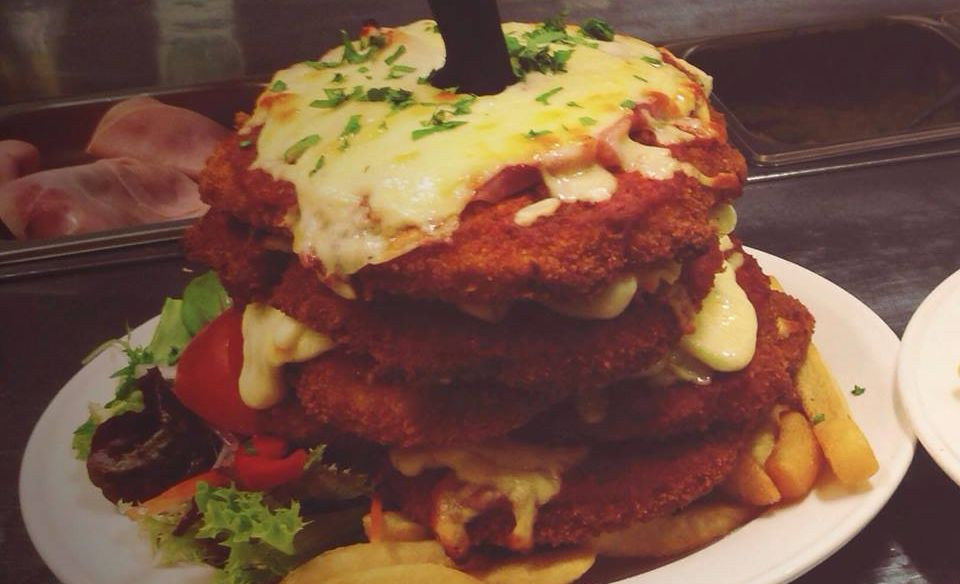 The Clive Parma Challenge. Are you game enough to take it on?
