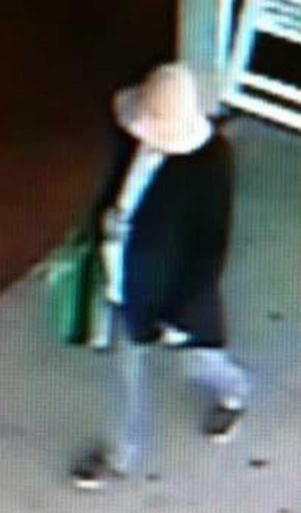 Police want to speak with this woman in relation to an armed robbery in Maryborough.