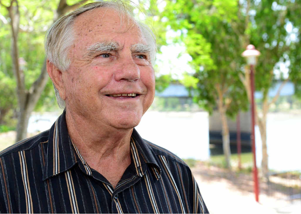 UNFAIR FOR WOORABINDA: Aboriginal Shire Council CEO Dermid Stower wants to lift the alcohol ban in Woorabinda.