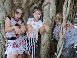 Pier Park Halloween markets
