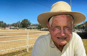 RODEO STALWART: Warwick Rodeo stalwart Kev Thumpkin attended his first Warwick Rodeo when he was just four years old.