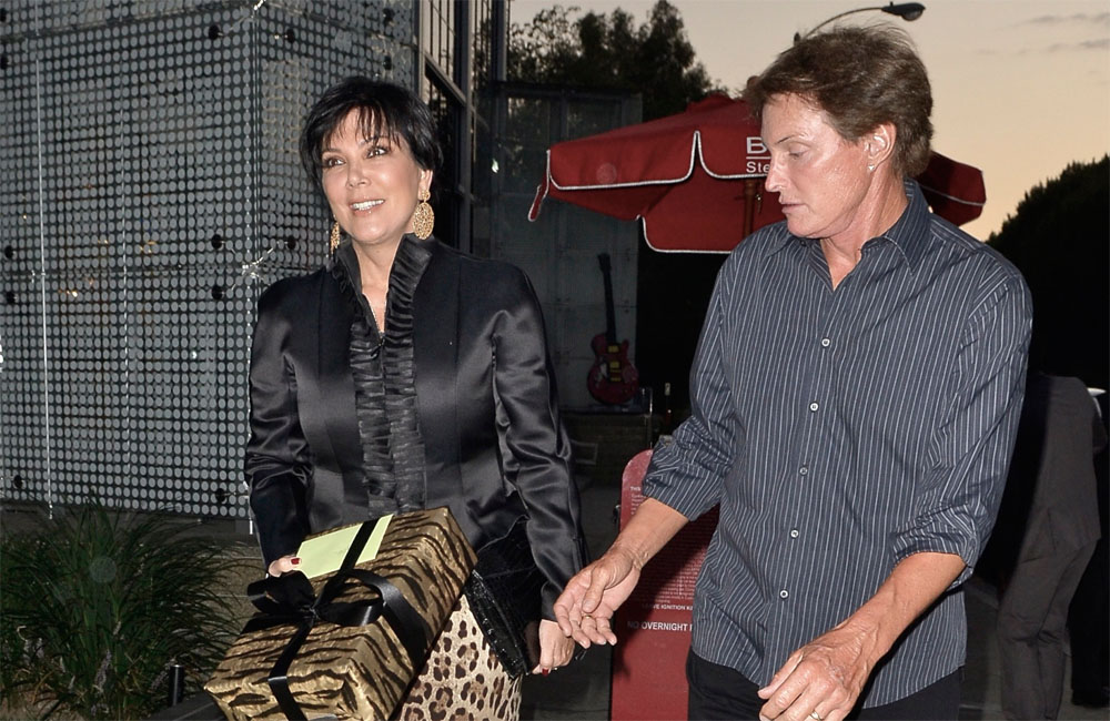 Kris Jenner is still managing her estranged husband Bruce Jenner's career and getting 10 per cent of his earnings.