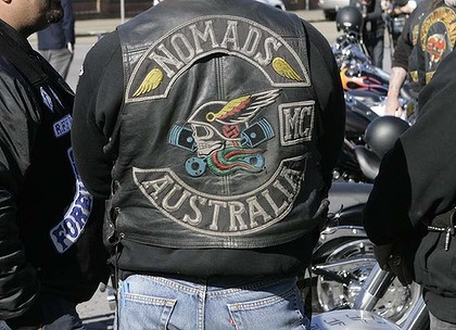 Police are investigating a 'suspicious' fire at the Toormina clubhouse of the Nomads bikie gang.