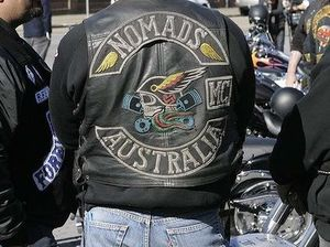Bikie arrested on weapons and drugs charges