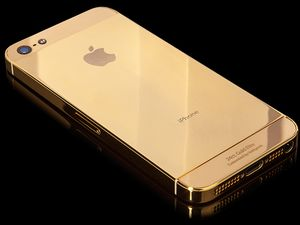 Apple goes for a little gold and Goldfrapp to sell iPhone