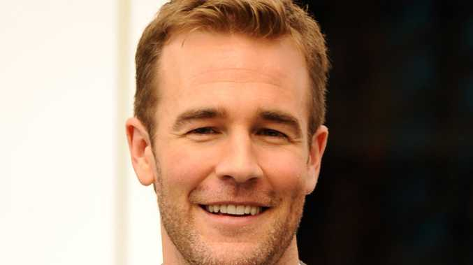 James Van Der Beek says fatherhood has completely changed his outlook on life and his family have inspired him to take on bigger challenges.