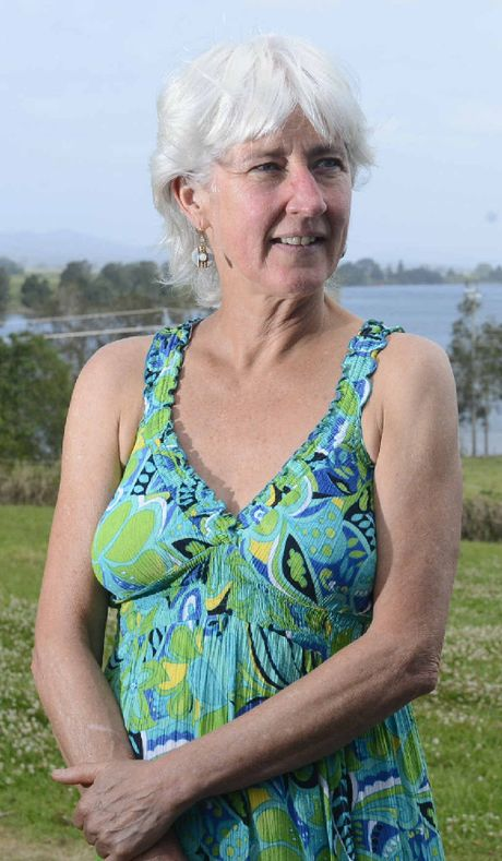 WILDLIFE WARRIOR: Linda Wright of Lawrence has concerns over cats hurting native animals. Photo: Adam Hourigan