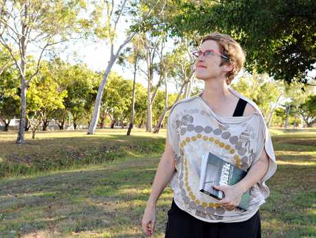 Mackay-born landscape architect Amalie Wright has released a book, through CSIRO Publishing, that questions the use of parks.
