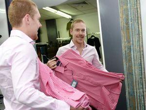 Rockhampton cancer survivor to help promote Pink Ribbon Day