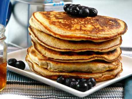 A delicious coconut pancake recipe will help you unlock the power of coconut.