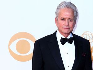 Michael Douglas making breakfast to win back wife