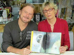 Big Storm in literary world for book on our smallest owl