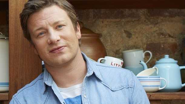 Don't feel sorry for Jamie Oliver as so much goes wrong