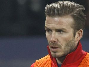 David Beckham's ex-manager blames fame for ruining career