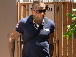 Alleged bikie freed again