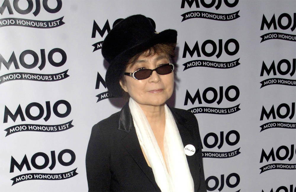 Yoko Ono still fears she will encounter her husband's murderer Mark Chapman.