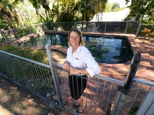 Block at The Range with swimming pool attracts buyers