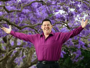 Goodna puts out the purple welcome mat