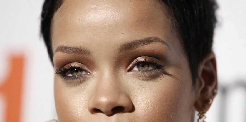 The real Rihanna.