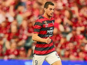 Wanderers star settling in at home