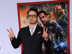 Most Valuable Star Robert Downey Jr