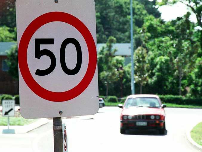 The existing 50km/h speed limit on Trenayr Road at Junction Hill will be extended by 480 metres.