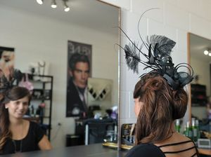 Spring into race season hairstyles by looking to eras past
